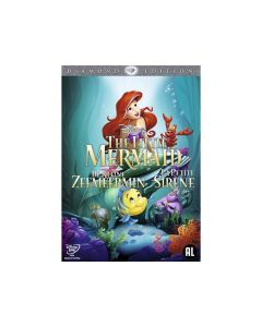 Dvd Little Mermaid - Diamond Edition