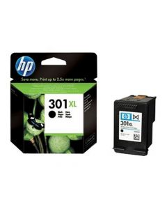 Hp Inkcartridge Nr 302 Black Xl 8Ml