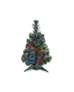K Fiber Optic Evergreen Firework 38X61Cm