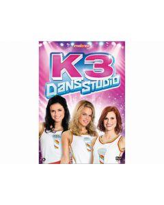 Dvd K3 Dans Studio 20J St100