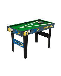 Pooltafel Green/Blue 122X61X78Cm