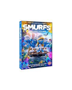 Dvd Smurfs The Lost Village