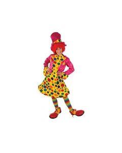 Kostuum Clown Lady 38