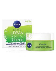 Nivea Essentials Urban Skin Defense Soin De Jour / Dagcreme 50 Ml