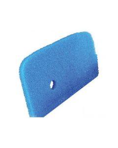 Filtermat Blauw Voor Filtrapure® - 20 Ppi - H1,8 X 33 X 24 Cm