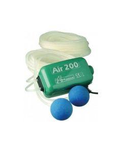 Air 200 - Indoor Beluchtingspomp 5W - 2 X 100 L/H