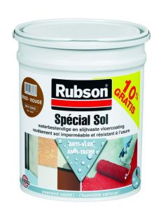 Rubson Special Sol Rood 5L + 10%