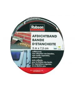 RUBSON Afdichtband 5m X 7.5cm