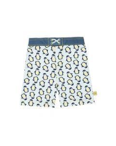 Lassig Splash And Fun Board Shorts Boys Penguin 18 Maand