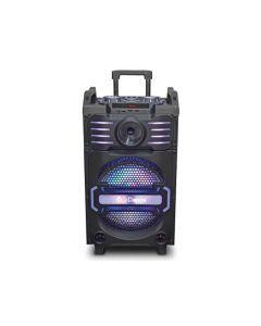 Idance Mixboom 4000 Bluetooth Speaker Plus Trolley Double Bt