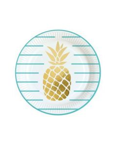 Party Display Xl Pineapple Vibes 8 Borden Pineapple Vibes 23Cm
