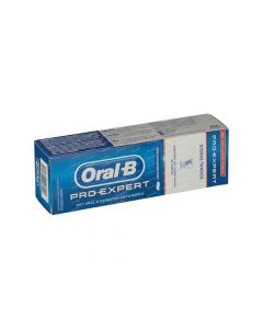 Oral B Tandp Pro-Exp Str Teeth 75Ml 1+1