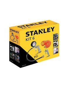 Stanley - Pneumatische Gereedschapsset - 6 St.  Eob