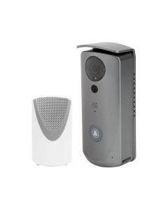 Wifi Deurintercom Op Batterijen Met Draadloze Deurbel Hd 720P