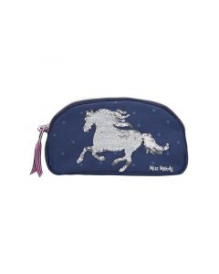Miss Melody Make-Up Tas Blauw