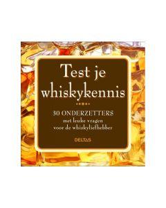 Test Je Whiskykennis - 30 Onderzetters