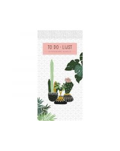To Do-Lijst Houseplants