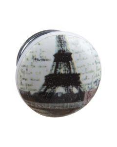 4 Knoppen Ceram.Eiffeltoor