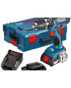 Bosch Gsr 18-2 Li Plus 2X3,0 Ah L-Boxx
