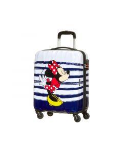 American Tourister Disney Legends Spin.55/20 Alfatwist 2.0 Minniekiss