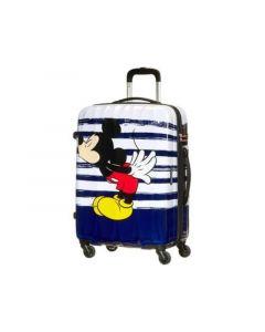 American Tourister Disney Legends Spin.55/20 Alfatwist 2.0 Mickeykiss