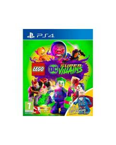 Playstation 4 Lego Dc Supervillains