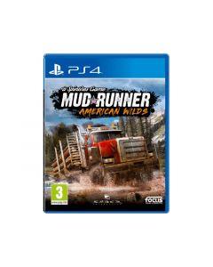 Playstation 4 Spintires Mudrunner American Wilds Edit