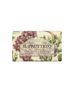 Nesti Dante Red Grapes & Blueberry 250Gr