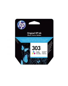 Hp Inktcartridge 303 Color