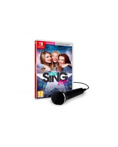 Nintendo Switch Let'S Sing 2019 + 1 Microfoon