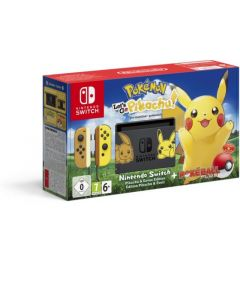 Nintendo Switch Pokemon Let'S Go Pikachu