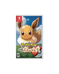 Nintendo Switch Pokemon - Lets Go Eevee