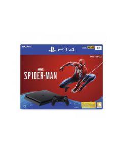 Ps4 Slim 1Tb + 2 Dualshock 4 + Spider-Man