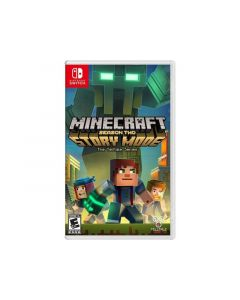 Nintendo Switch Minecraft - Story Mode Season 2