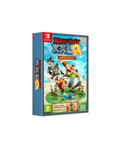 Nintendo Switch Asterix En Obelix Xxl 2 Limited Edition