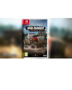 Nintendo Switch Spintires - Mudrunner American Wilds Edit