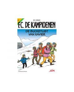 Kampioenen 101 De Bucketlist Van Xavier