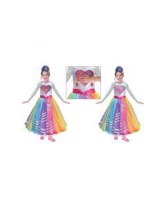 Barbie Rainbow Magic Deluxe Costume 8/10 Years