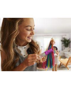 Barbie Rainbow Sparkle Style