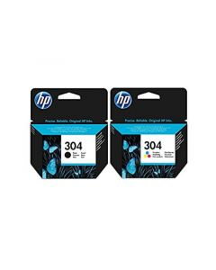 Hp304 Inkcartridge zwart 4Ml 120 Paginas