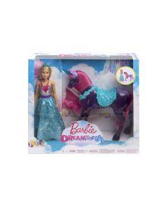 Barbie Doll + Unicorn