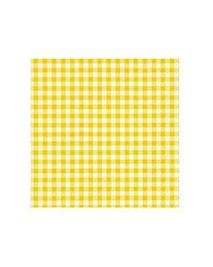 Paper Design Servetten 33X33Cm 20St. New Vichy Yellow
