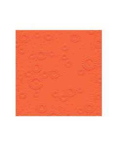 Paper Design Servetten 25X25Cm 16St. Moments Uni Orange