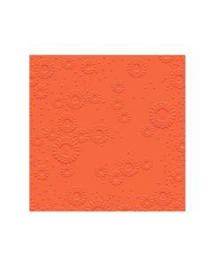 Paper Design Servetten 33X33Cm 16St. Moments Uni Orange