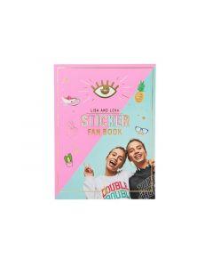 Lisa&Lena Fan-Sticker-Book