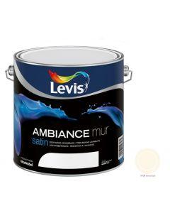Levis Ambiance mur satin 2,5L 1140