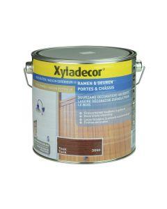 Xyladecor Ramen&Deuren Teak 2.5L
