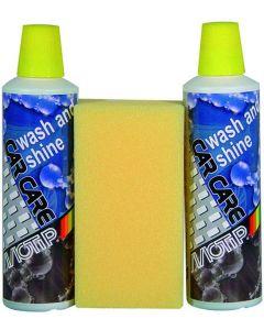 Wash and shine 2x500ml