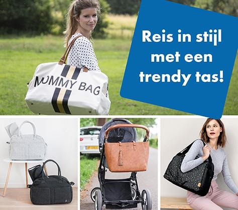 Reis in stijl met een trendy tas!