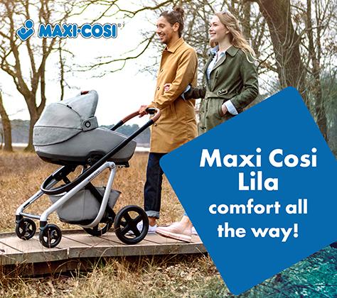 Maxi Cosi Lila